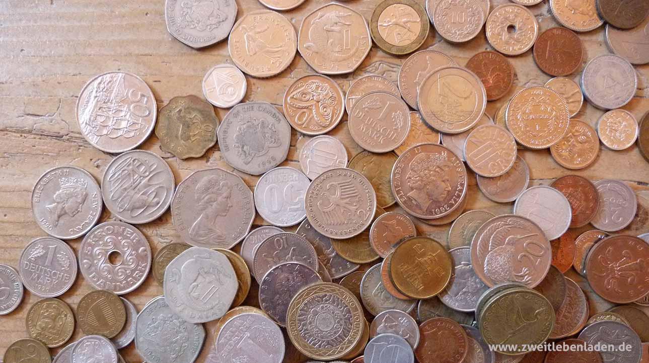 münzen_fremde Währungen