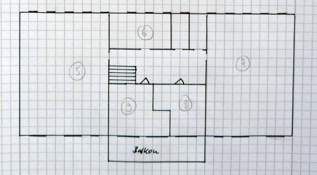 Grundriss vom Haus der Familie Tulpe_oben