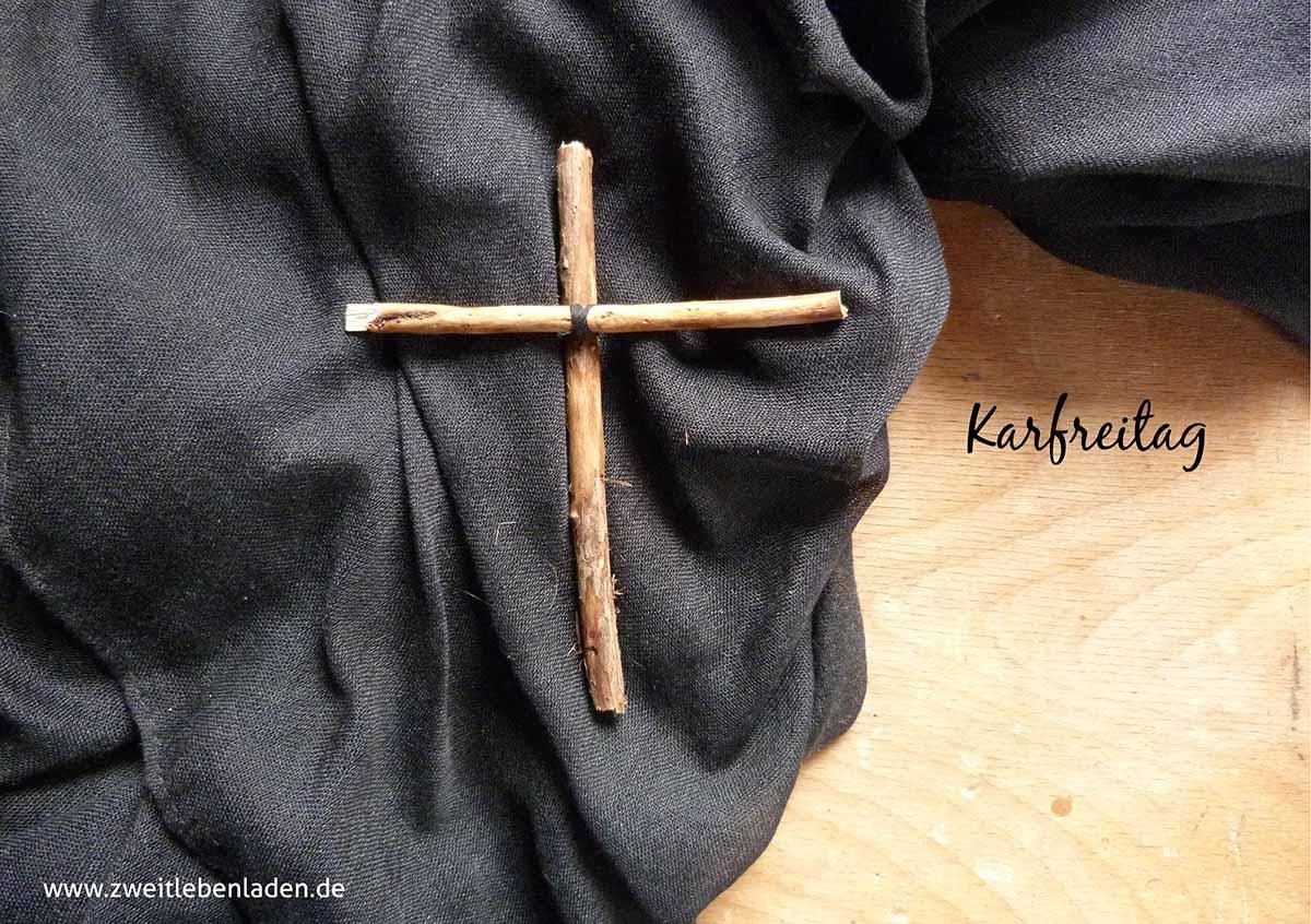 Karfreitag - Jesus starb - ein dunkler Feiertag