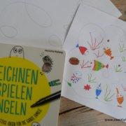 Tipps gegen Langeweile - Spiele mit Papier und Stift
